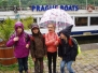 Procházky Prahou - Plavba s vodníkem